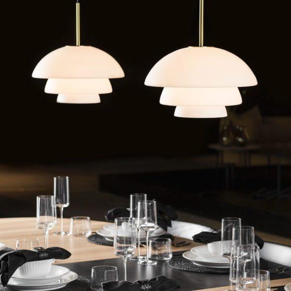 Arkivlampe 4006 fra Hadeland Glassverk