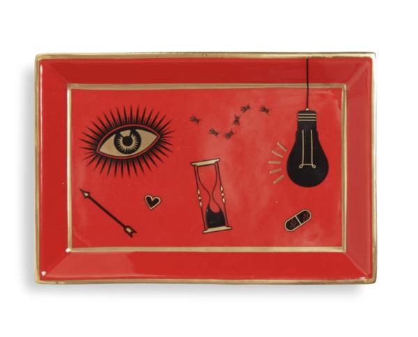 Bijoux Rectangle Tray fra Jonathan Adler