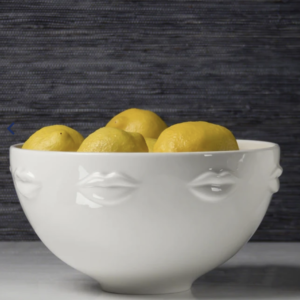 Jonathan Adler Muse serving bowl med sitroner
