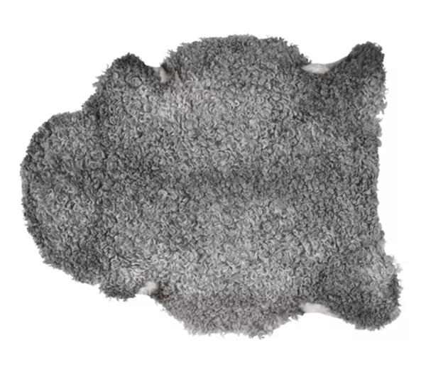 Visby korthåret hvit fra Shepherd Sweden