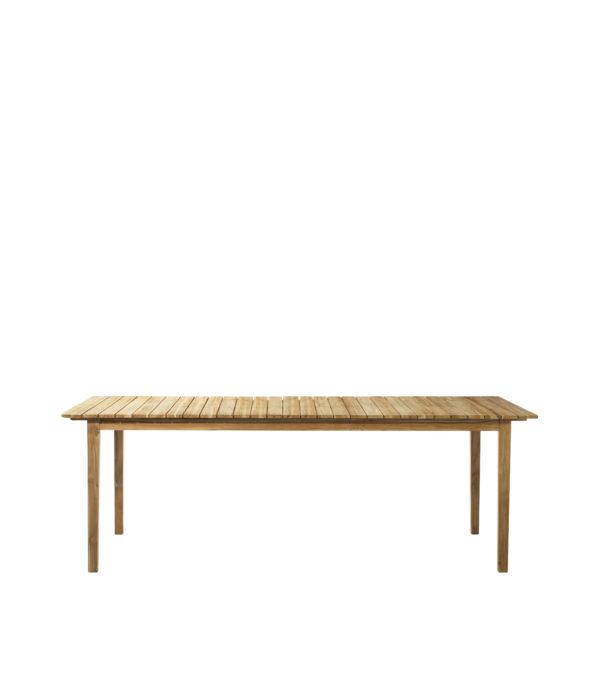 FDB M2 sammen garden table