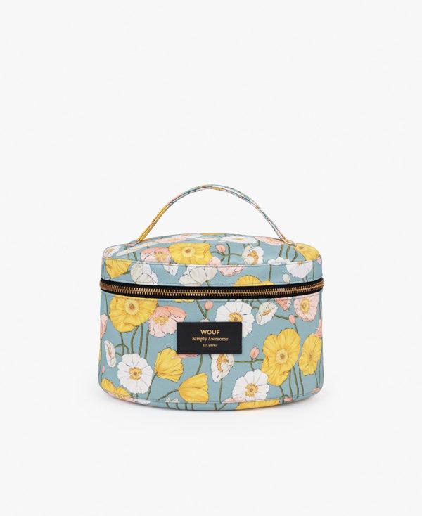 Alicia XL Makeup Bag. Toalettmappe med håndtak fra WOUF