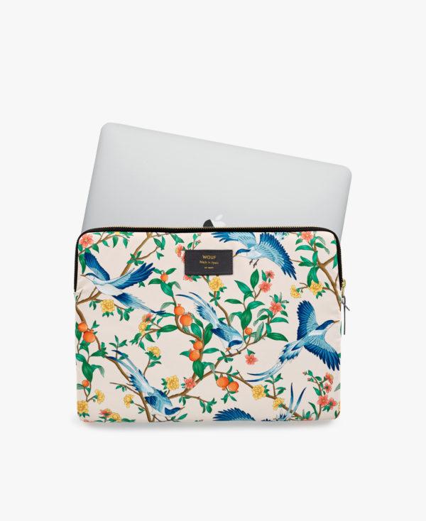 Phoenix Laptop Sleeve 13″ fra WOUF med MAC