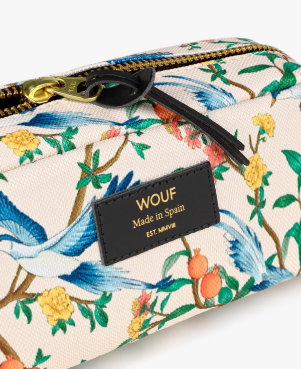 Phoenix Small Makeup bag fra WOUF nærbilde