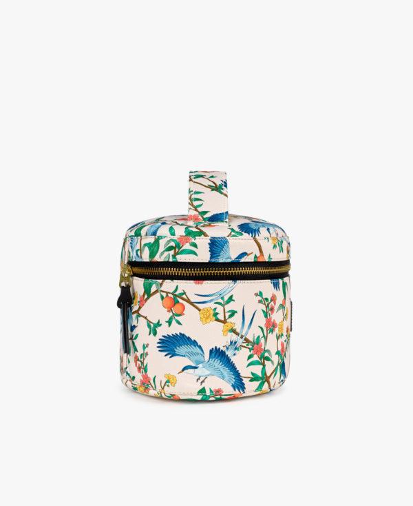 Phoenix XL Makeup Bag. Toalettmappe med håndtak fra WOUF fra siden