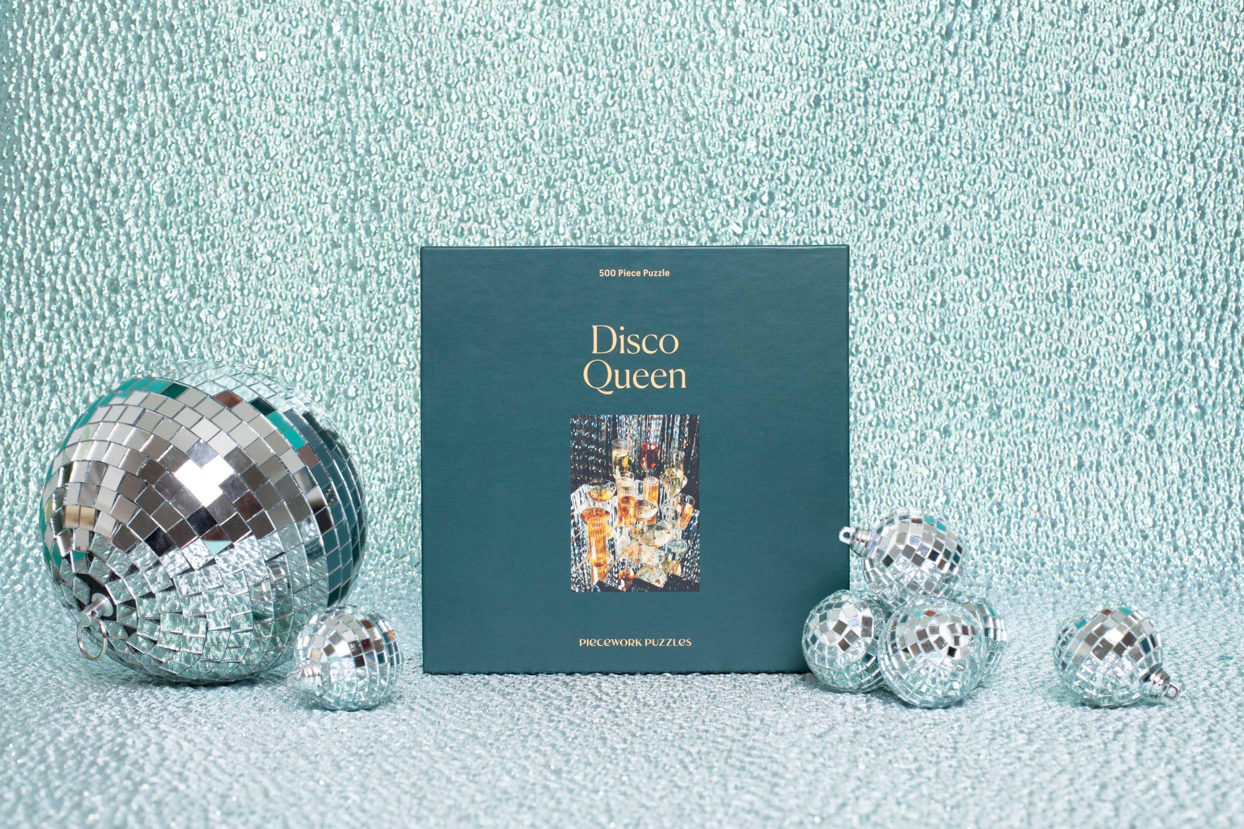 Produktbilde av Disco Queen puslespill 500 brikker fra Piecework
