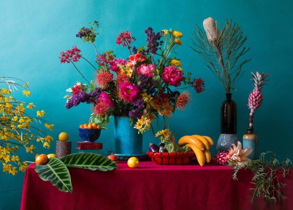 Miljøbilde av puslespill Tutti Frutti fra Piecework Puzzles