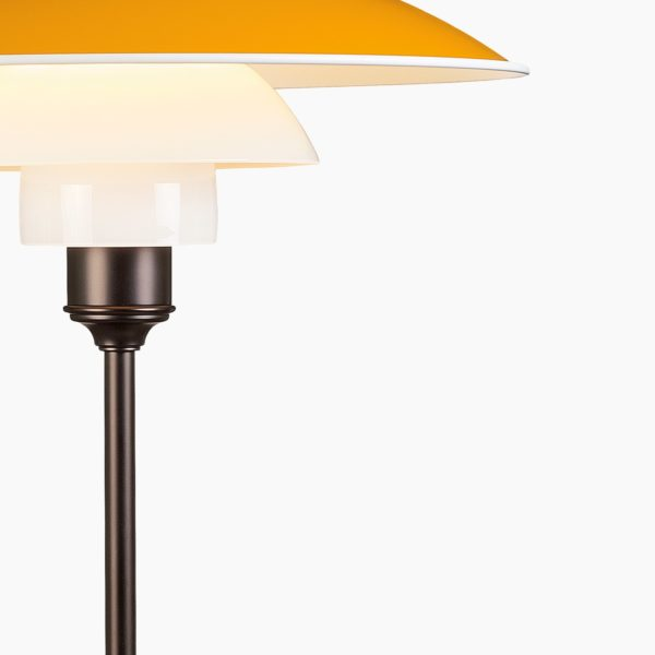 Produktbilde PH 3½-2½ bordlampe fra Louis Poulsen i gul