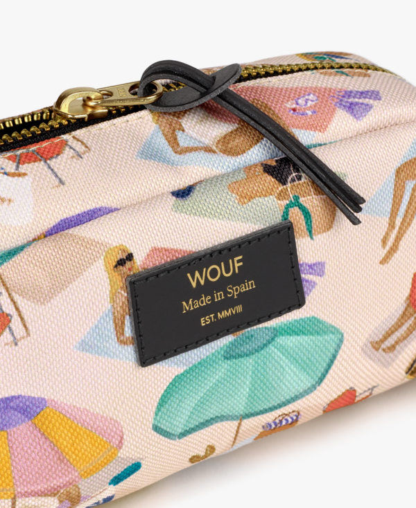 Produktbilde av Barceloneta Small Makeup Bag fra Wouf