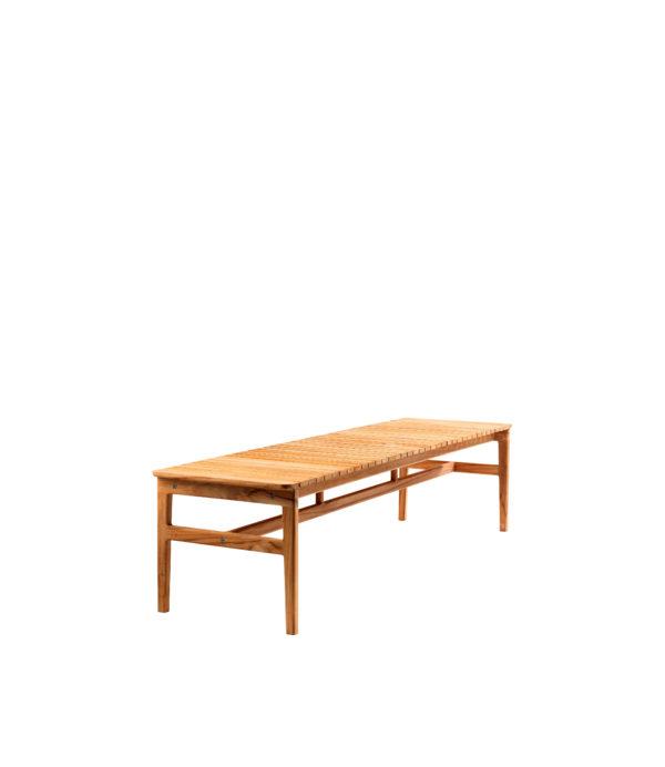 FDB M10 - Sammen - 3 pers. garden bench
