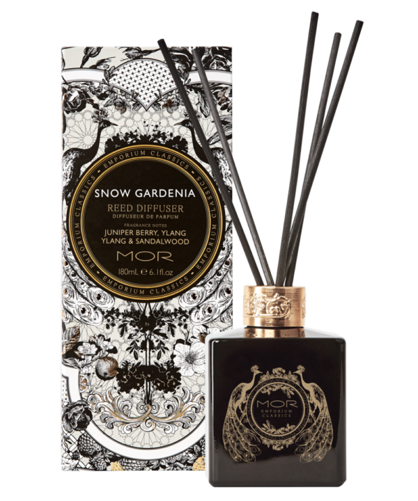 MOR diffuser Snow Gardenia 180 ml
