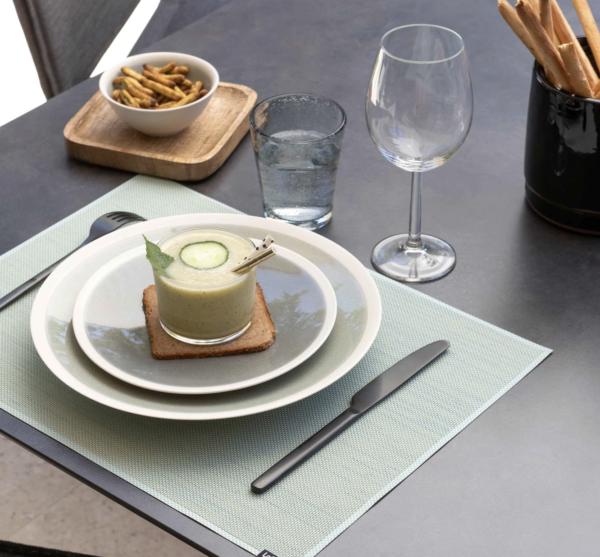 Spisebrikker Batyline fra Lafuma i fargen jade miljøbilde