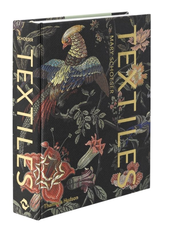 Textiles by Mary Schoeser cover