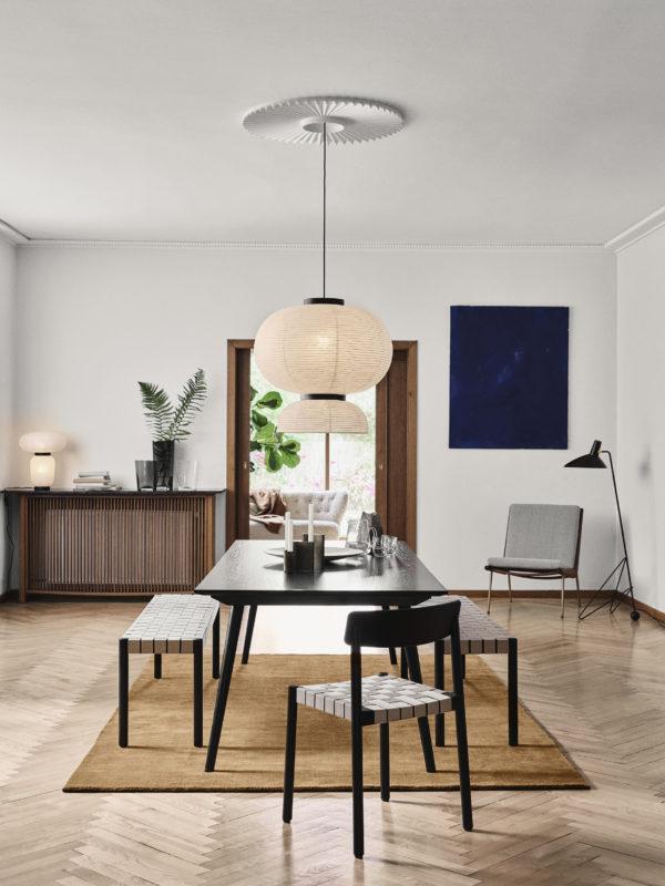 In Between SK6 spisebord fra danske &tradition