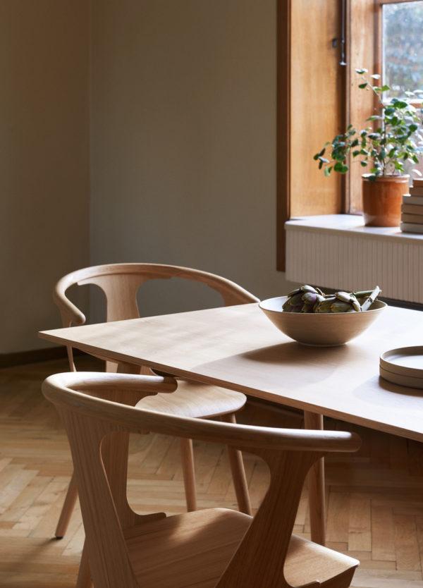 In Between SK5 spisebord fra danske &tradition