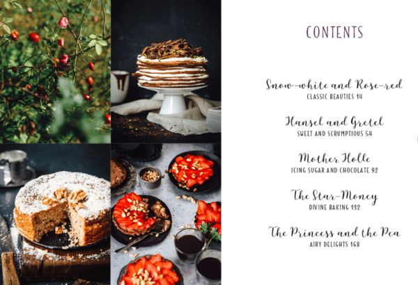 Fairytale Baking – Recipes & Stories