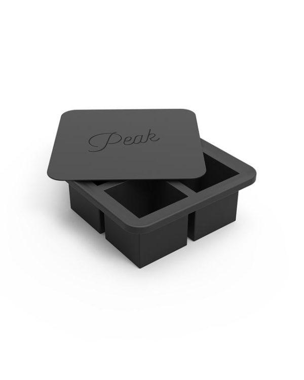 Produktbilde av Extra Large Ice Cube Tray i sort fra W&P Design