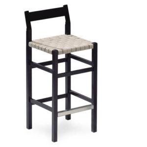 Schablon barstol fra Källemo