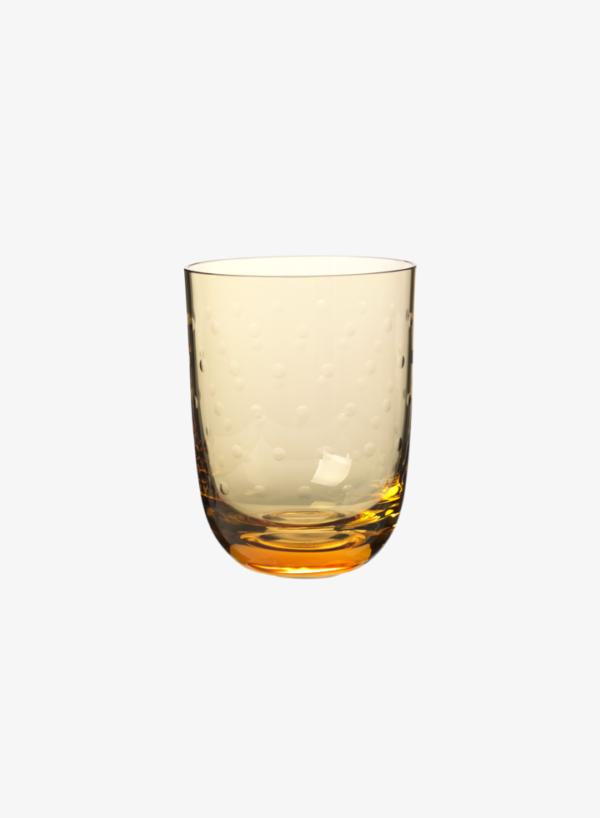 Soda Glass fra Louise Roe i Amber