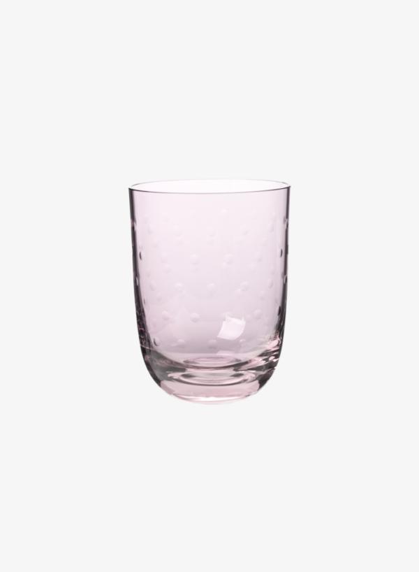 Soda Glass fra Louise Roe i Rose