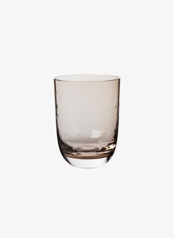 Soda Glass fra Louise Roe i Smoke