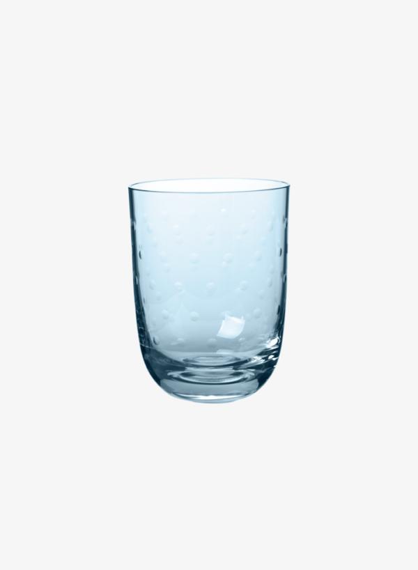 Soda Glass fra Louise Roe i Blå