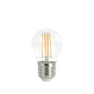 Airam Klar lyspære E27 LED Krone