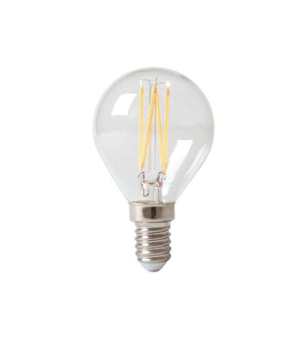 Calex Klar lyspære E14 LED