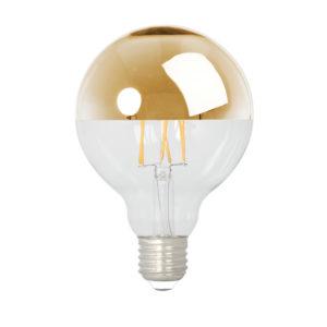 Calex gull dekor lyspære E27 LED