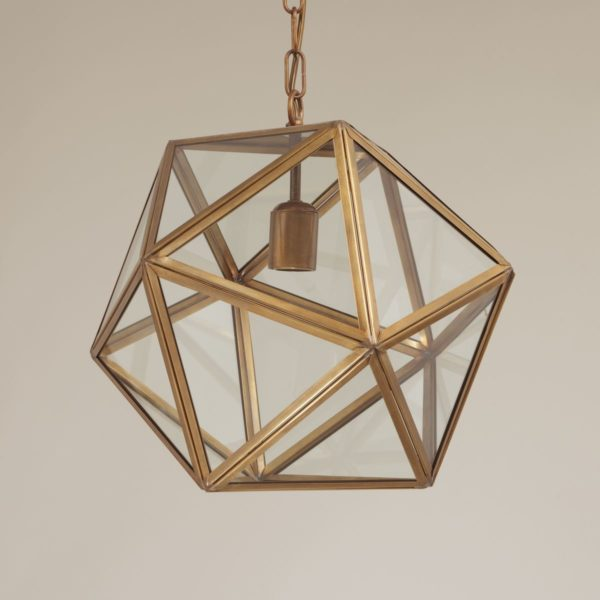 Fenton taklampe fra Vaughan Designs