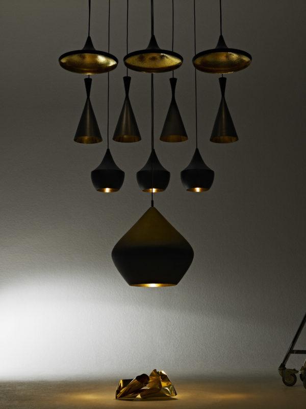 Beat LED fra Tom Dixon