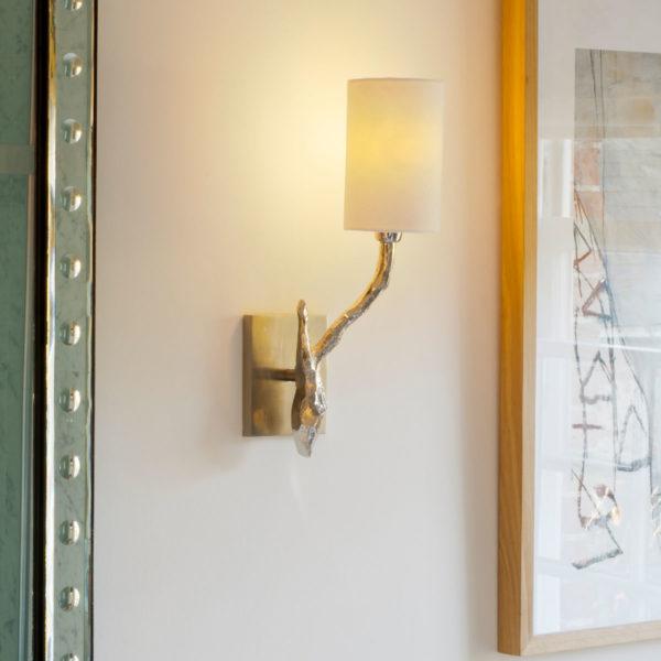 Cylinder lampeskjerm fra Vaughan Designs
