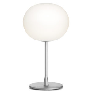 Glo-Ball T1 Bordlampe Sølv