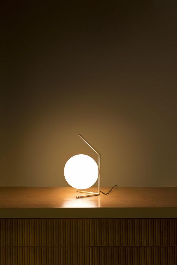 IC Light T1 Lav messing