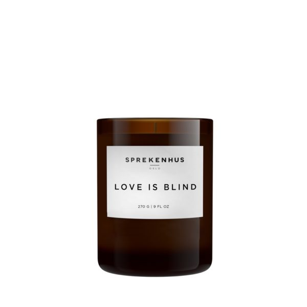Love is Blind Candle fra Sprekenhus