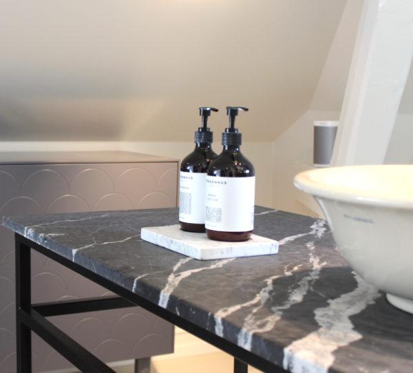 Miljøbilde fra Sprekenhus Hand wash og lotion