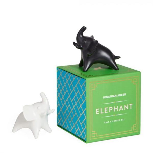 Elephant Salt & Pepper fra Jonathan Adler